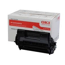 OKI 01279001 fekete toner