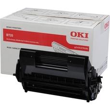 OKI 01279101 nagy kapacitású fekete toner