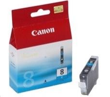 Eredeti Canon CLI-8C ciánkék patron