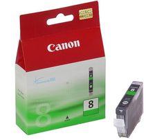 Eredeti Canon CLI-8G zöld patron