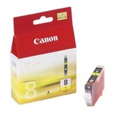 Eredeti Canon CLI-8Y sárga patron