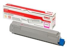 OKI 43487710 magenta toner