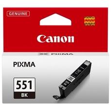 Eredeti Canon CLI-551BK fekete patron