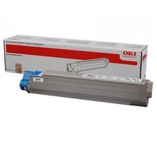 OKI 44036023 ciánkék toner