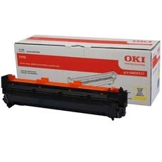 OKI 44035517 sárga dob