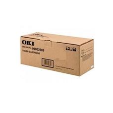 OKI 09002989 fekete toner
