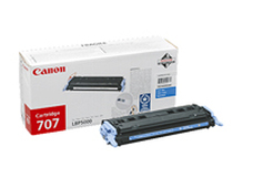 Canon CRG 707 ciánkék toner