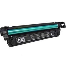 Utángyártott CE250X fekete toner