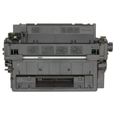 Utángyártott CE255X fekete toner