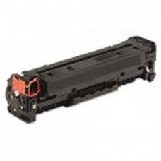 Utángyártott CE320A fekete toner