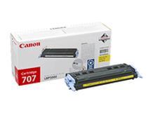 Canon CRG 707 sárga toner