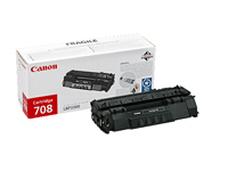 Eredeti Canon CRG 708 fekete toner