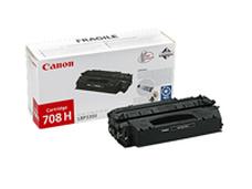 Eredeti Canon CRG 708H fekete toner