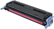 Utángyártott Q6003A magenta toner