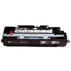 Utángyártott Q6470A fekete toner
