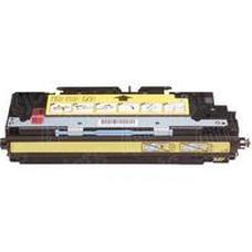 Utángyártott Q6472A sárga toner