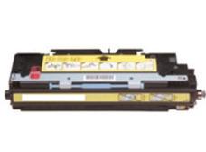 Utángyártott Q7582A sárga toner