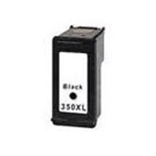 Utángyártott 350XL fekete patron
