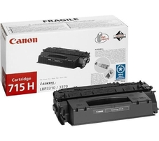 Canon CRG 715H fekete, nagy kapacitású toner