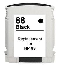 Utángyártott 88XL fekete patron