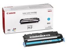 Canon CRG 717 ciánkék toner