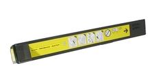 Utángyártott CB382A sárga toner