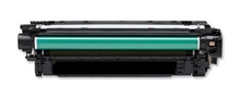 Utángyártott CE400A fekete toner