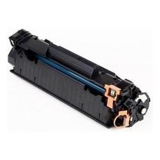 Utángyártott CF283X (nagy kapacitású) fekete toner