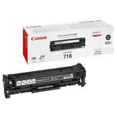 Eredeti Canon CRG 718 fekete toner