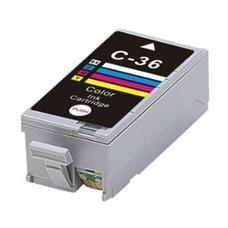 Utángyártott CLI-36 színes patron