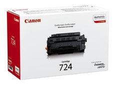 Eredeti Canon CRG 724 fekete toner