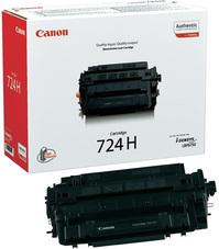 Eredeti Canon CRG 724H fekete toner