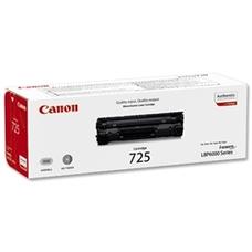 Eredeti Canon CRG 725 fekete toner