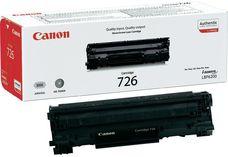 Eredeti Canon CRG 726 fekete toner
