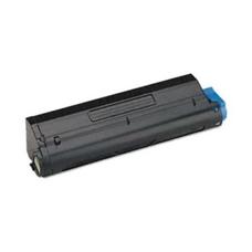 Utángyártott OKI-43979216 extra nagy kapacitású fekete toner