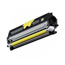 Utángyártott OKI-44250721 nagy kapacitású sárga toner