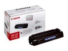 Eredeti Canon EP-27 fekete toner
