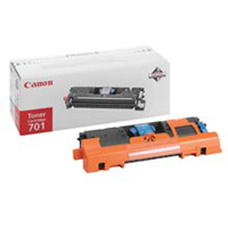 Canon EP-701 ciánkék toner