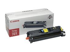 Canon EP-701 sárga toner