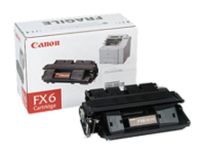 Canon FX-6 fekete toner