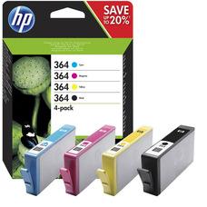 Eredeti HP 364 színes csomag (4 színű) (N9J73AE)