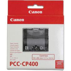 Eredeti Canon PCC-CP400 papírtálca, Canon Selphy nyomtatókhoz, kártya méretű papírokhoz