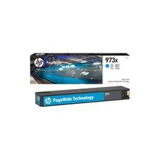 Eredeti HP 973X nagy kapacitású ciánkék PageWide patron (F6T81AE)