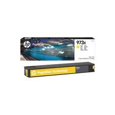 Eredeti HP 973X nagy kapacitású sárga PageWide patron (F6T83AE)