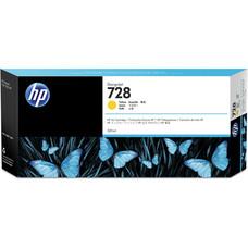 Eredeti HP 728 extra nagy kapacitású sárga patron (F9K15A)