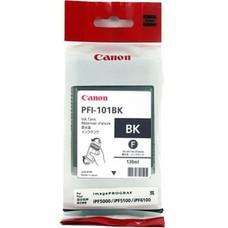 Eredeti Canon PFI-101BK fekete patron