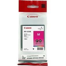Eredeti Canon PFI-101M magenta patron