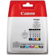 Eredeti Canon PGI-570 / CLI-571 Multipack (5 szín)