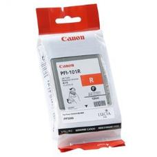Eredeti Canon PFI-101R piros patron