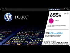 Eredeti HP 655A magenta toner (CF453A)